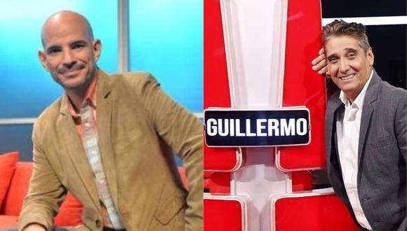 Ricardo Morán aclaró que él no tuvo nada que ver en la contratación de Guillermo Dávila. (Foto: Los Productores/@guillermodavilaoficial)