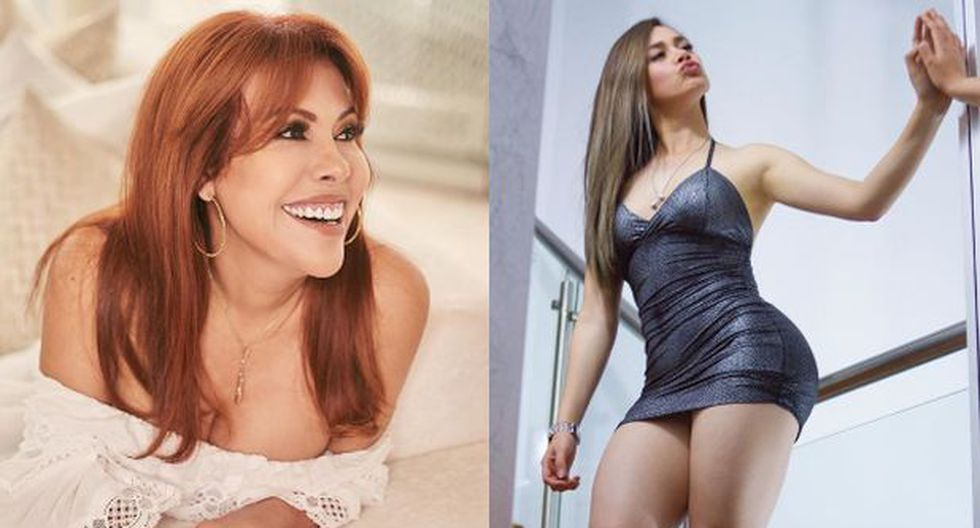 Magaly Medina habló sobre Jossmery Toledo. (Instagram)