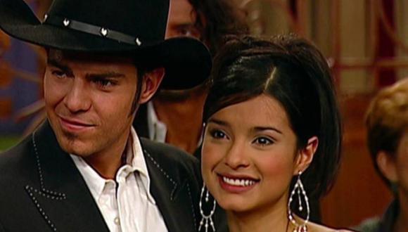 La actriz colombiana Paola Rey fue la encargada de darle vida a Jimena Elizondo (Foto: Caraccol Televisión)