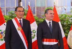 """""""Estamos cambiando de gabinete para una nueva misión"""", sostiene Salvador del Solar"""