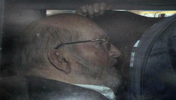 Jean-Claude Mas fue detenido en su casa al sur de Francia. (Reuters)