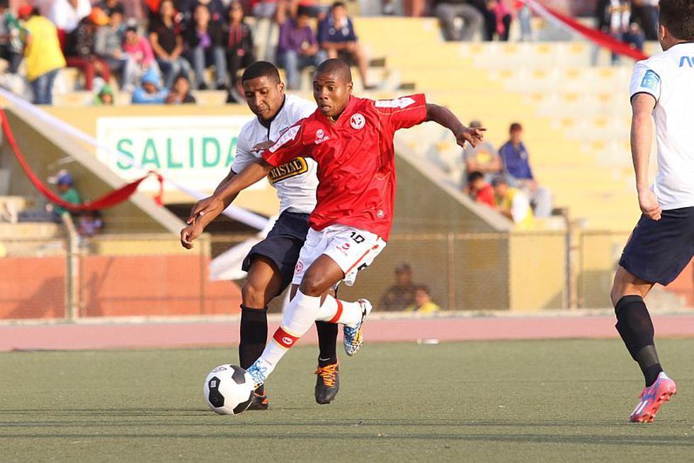 Alianza Lima igualó 0-0 con Juan Aurich por el Torneo Clausura 2014. (Violeta Ayasta/Perú21)
