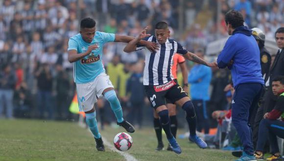 Alianza Lima y Sporting Cristal definirán al campeón del Descentralizado 2018. (Foto: Alonso Chero / GEC)