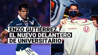Todo sobre Enzo Gutiérrez, flamante fichaje de Universitario