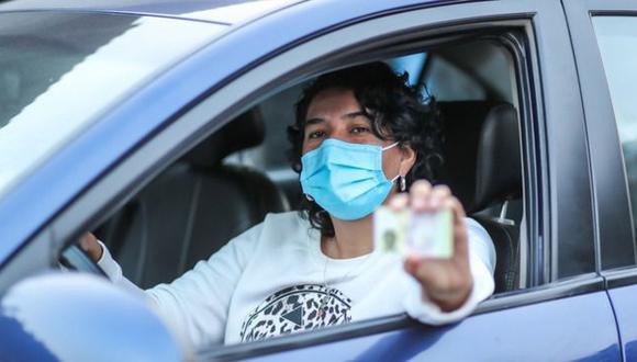 Licencia de conducir electrónica ya está a disposición de la ciudadanía. (Foto: MTC)