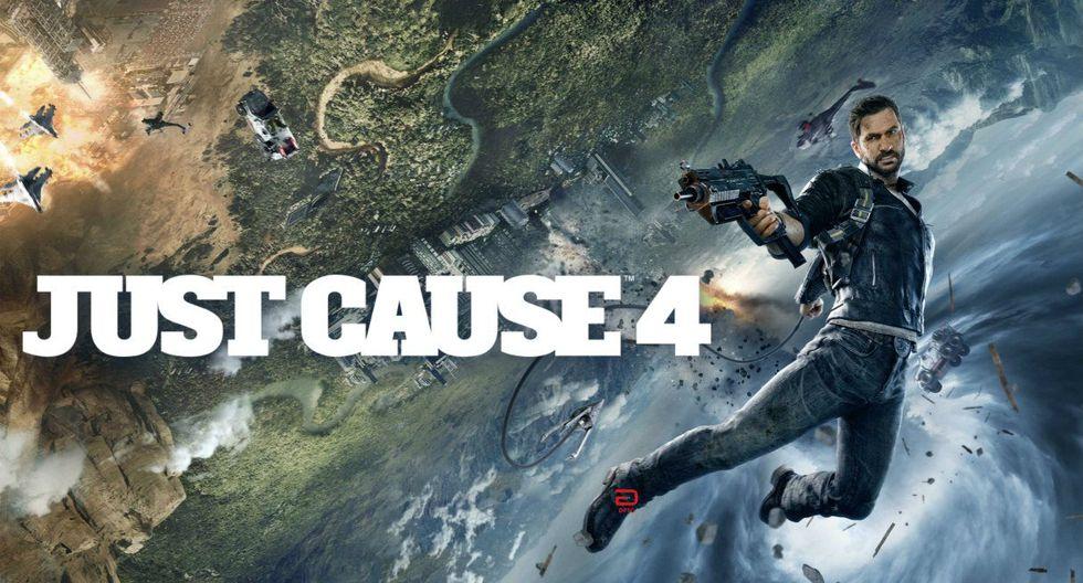 Just Cause 4, lo nuevo de Square Enix y Avalanche Studios para PS4, Xbox One y PC vía Steam. (Fotos: Difusión)