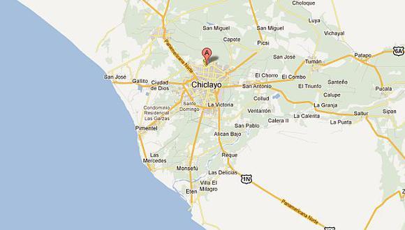Los efectivos murieron camino al hospital de la zona. (Google Maps)