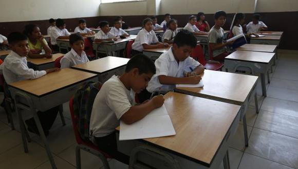 Los alumnos pueden aprender matemáticas de forma recreativa. (Perú21)