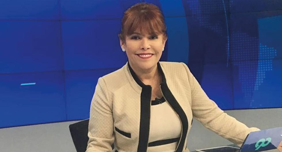 Magaly Medina inició su carrera como conductora del bloque de espectáculos de 'El noticiero' de ATV en 1995. Hoy, más de veinte años después, está alejada de la farándula y se dedica a la conducción de '90 Matinal' en Latina. (@magalymedinav)