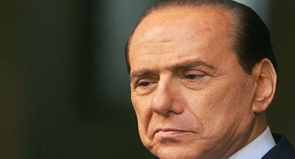 Berlusconi deberá cumplir una pena de cárcel. (AFP)