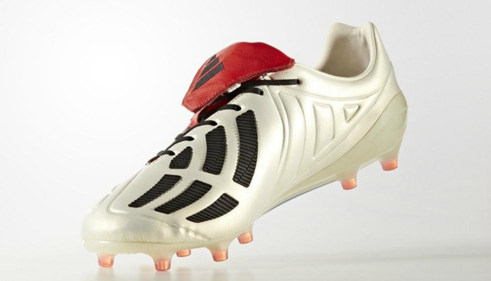 Los fanáticos del fútbol recuerdan los míticos botines. (Adidas)