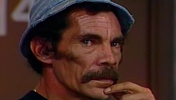 Don Ramón es el papá de la Chilindrina, aunque es un poco gruñón, tiene un gran corazón. (Foto: Televisa)