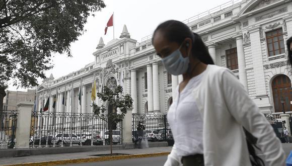 El Congreso realizará su semana de representación del 21 al 25 de setiembre. (Foto: Francisco Neyra / GEC)