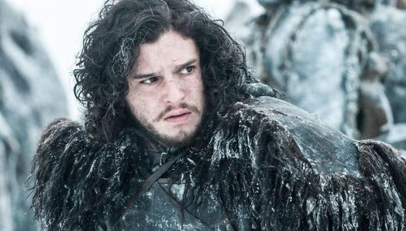 Kit Harington no puede escapar de Jon Snow y así lo confesó en una entrevista (HBO)