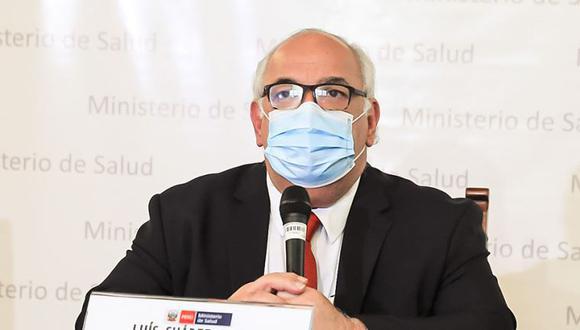 Luis Suárez-Ognio renunció al cargo de viceministro de Salud Salud tras salida de Pilar Mazzetti.  (Foto: GEC)