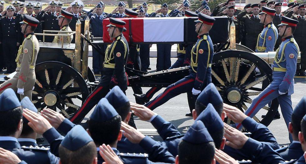 Hosni Mubarak murió el 25 de febrero de 2020 a la edad de 91 años. Mubarak gobernó Egipto desde octubre de 1981 hasta enero de 2011, y renunció a la presidencia después de la revolución egipcia de 18 días de 2011. (EFE).