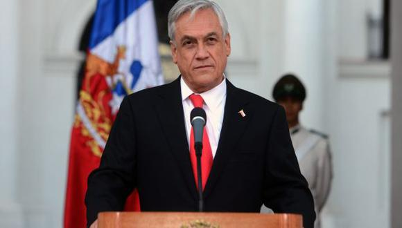 (Presidencia de Chile)
