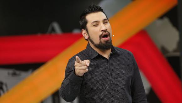 Aldo Miyashiro habló con Perú21. (Luis Gonzales)