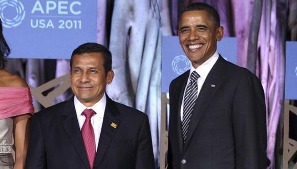Ya se vieron en cita APEC. (Difusión)
