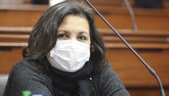 Rocío Silva Santisteban encabeza la única lista para la Mesa Directiva. (Foto: Congreso)