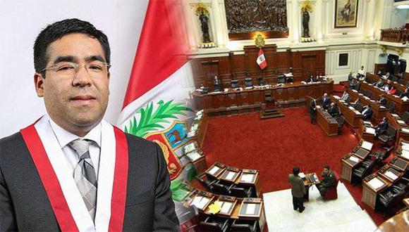 Congresista Alberto Oliva ahora estará en la Comisión de Ética del Parlamento.