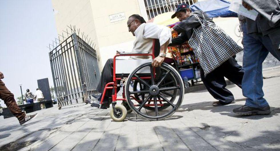 Lince: Municipio donará 40 sillas de ruedas a personas con discapacidad. (Anthony Niño de Guzmán)