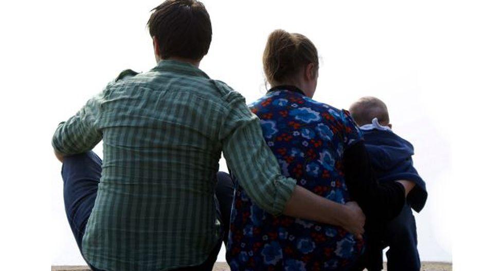 42% de pensión recibe el hijo menor que quedó huérfano.