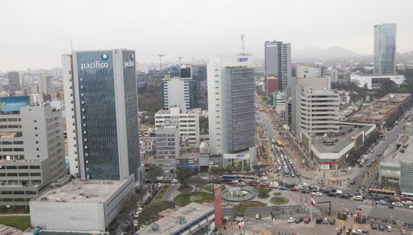 La economía peruana creció 2,95% en setiembre, según el INEI. (Perú21)