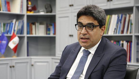 Martín Benavides cuestionó que un proyecto para quitarle autonomía a la Sunedu se plantee de esa manera en un Congreso de la República. (Foto: GEC)