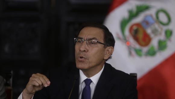 Vizcarra (Perú21)