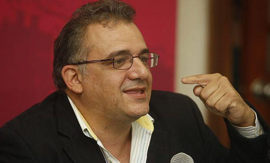 Gustavo Guerra García señala que hubo errores de comunicación en la gestión de la Municipalidad de Lima. (Mario Zapata)