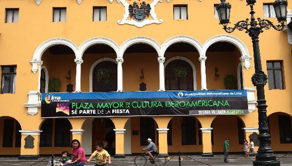 Municipalidad de Lima bajo la lupa. (Fidel Carrillo)