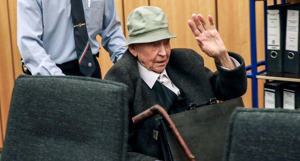 La Fiscalía está segura de que el acusado era perfectamente consciente del brutal asesinato de prisioneros del campo de concentración. (Foto: EFE)