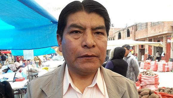 El alcalde de Puno anunció que se impulsará el gobierno electrónico con los ciudadanos. (Foto: GEC)