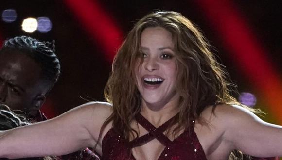 Shakira lanza concurso para que dos de sus fans puedan conocerla en vivo y en directo. (Foto: AFP)