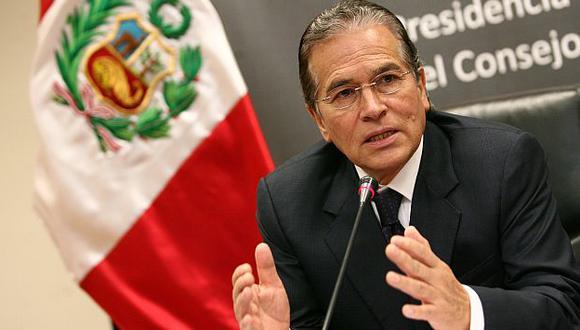 Vladimiro Huaroc fue relevado por Rojas. (Perú21)