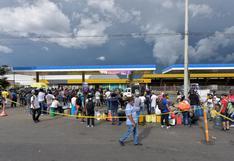 Combustible vuelve a entrar en Cali mientras un nuevo tiroteo deja tres manifestantes heridos