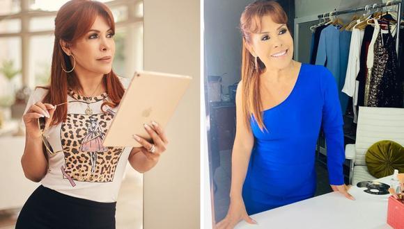 """Magaly Medina: ¿Qué hace estos días que no está al aire su programa """"Magaly TV: La Firme""""? (Foto: Instagram)"""