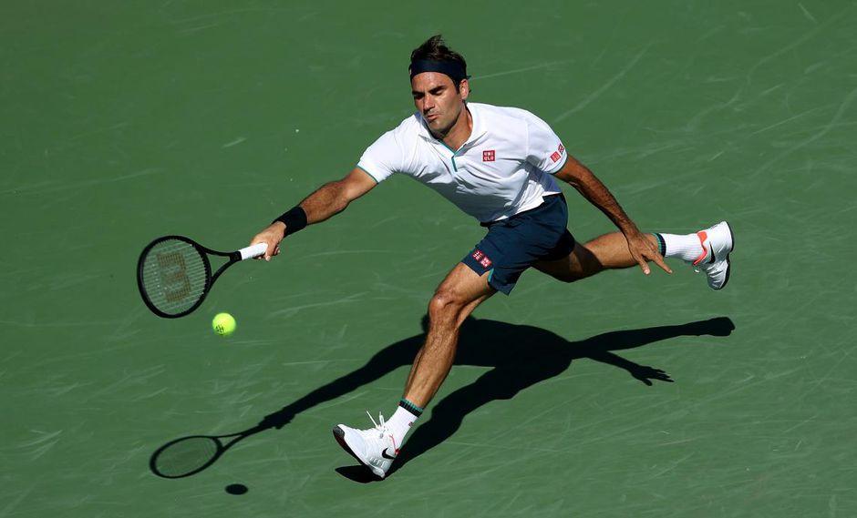 Federer vs. Nagal se miden en la primera ronda del US Open 2019. (Foto: AFP)