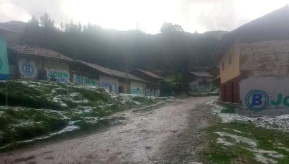 Las ansiadas lluvias y nevadas volverán a nuestras cumbres andinas a partir del próximo lunes en la tarde, señala el columnista. (Foto: referencial)