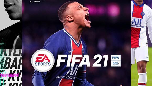 FIFA 21 estará disponible para la próxima generación mediante una actualización. (Difusión)