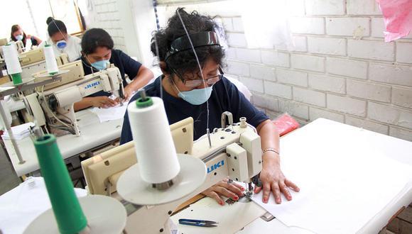 Las mipymes aún no recuperan su producción ni ventas en el mercado local. (Foto: GEC)