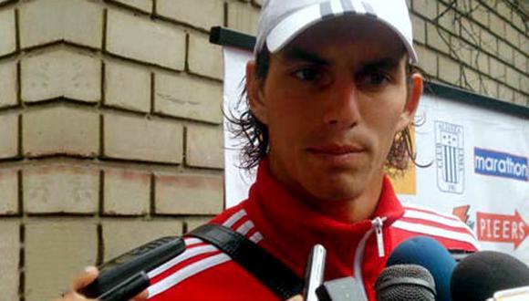 Jose Carlos Fernández es actual jugador de Carlos A. Mannucci. (Foto: GEC)