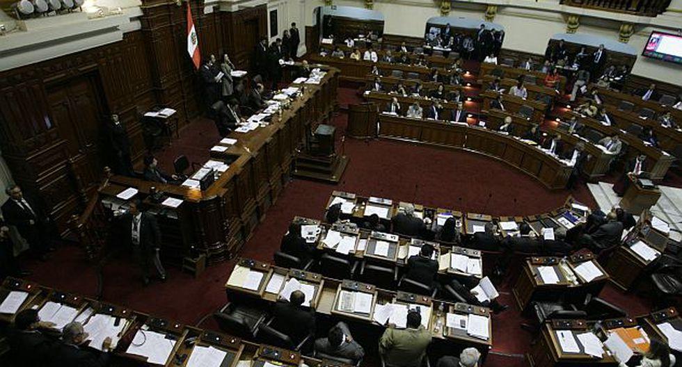 Parlamento no logra consenso ante la ausencia de candidatos de la bancada nacionalista. (A. Orbegoso)