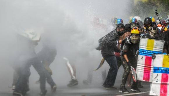Incrementan los fallecidos en Venezuela (AFP).
