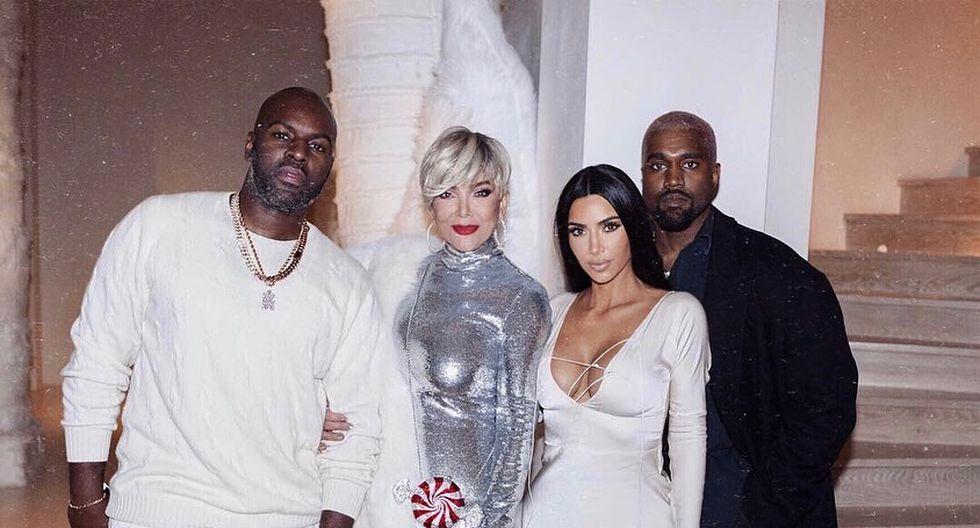 Kim Kardashian cautiva a sus fanáticos con fotografías de su fiesta por Navidad. (Fotos: @kimkardashian)