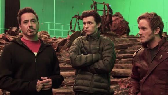 'Avengers: Infinity War' tendrá dos partes. (Marvel)