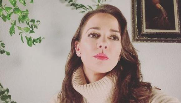 La actriz fue calificada de conflictiva como una persona muy conflictiva en Netas Divinas. (Foto: Laisha Wilkins / Instagram)