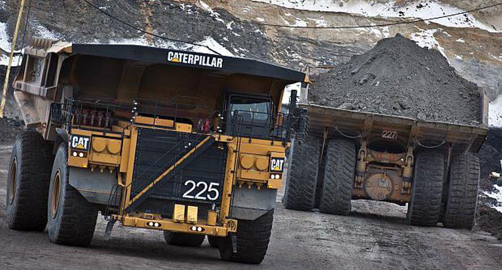 Las exportaciones del sector minería cayeron 10.5% en agosto por una combinación de menores volúmenes y precios. (Foto: USI)<br>