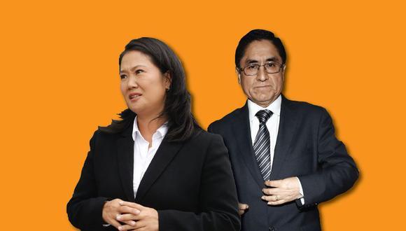 Keiko Fujimori y César Hinostroza sí se habrían reunido, según empresario.